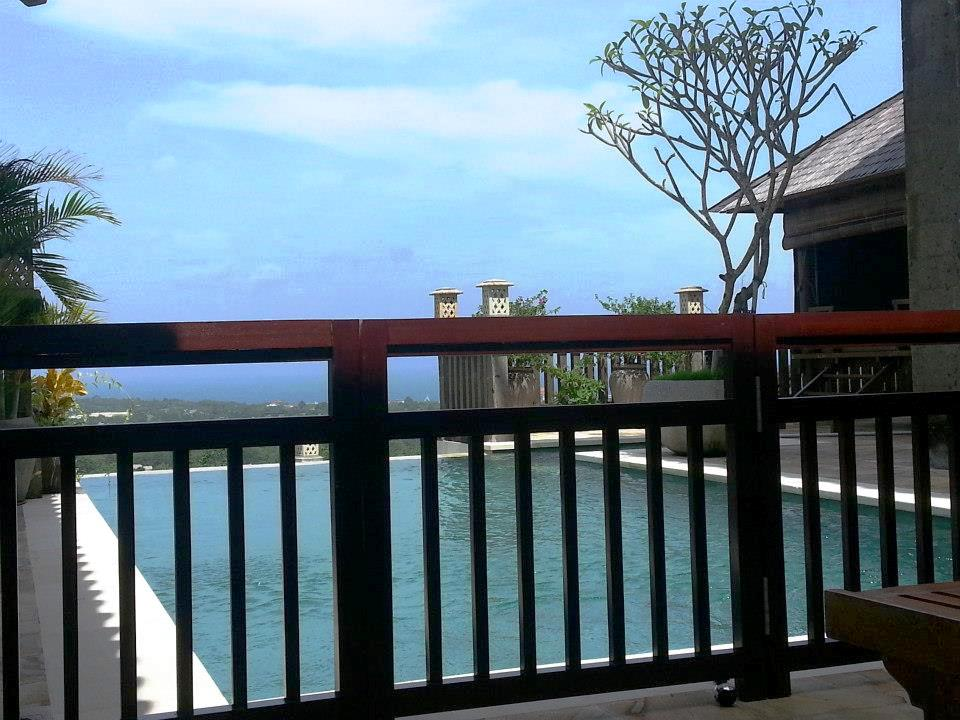 Bali Villas with Pool Fence Included