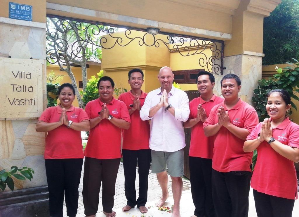 Villa Management Bali